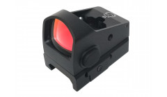 Reticle red dot sight