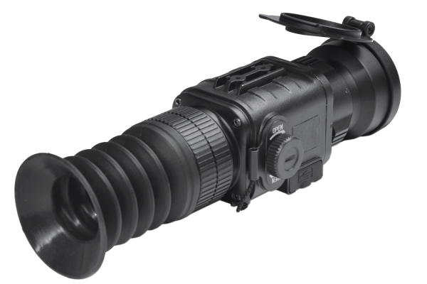 thermal vison imaging scopes military grade hunting weapons compact