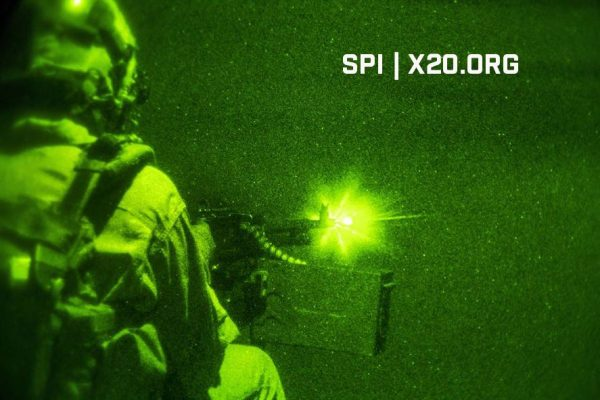 Live Fire night vision