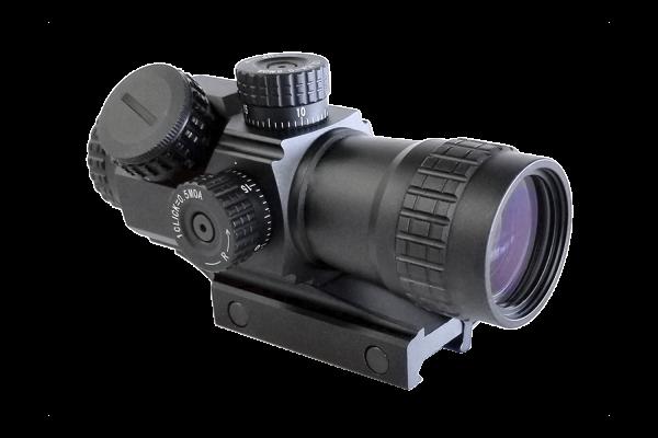day-time scope range optics