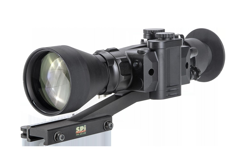 Thermal gun rifle scope optics range military hunting night or day