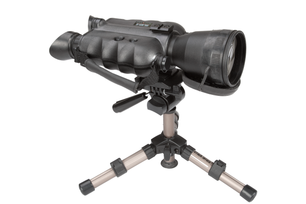 Binocular night vision long-range infrared IR Military grade stand