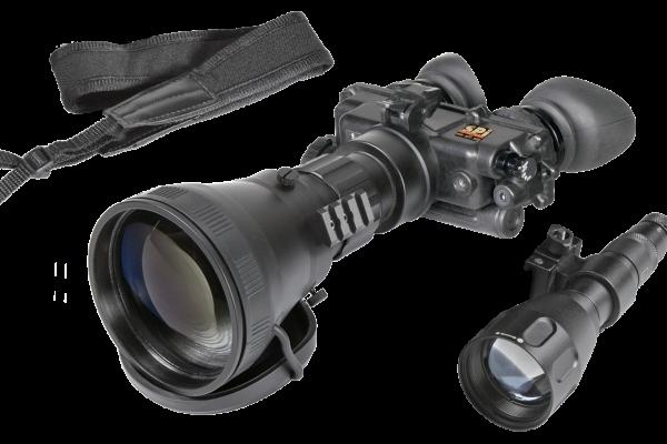 Binocular Night Vision range IR illiminator strap accessories