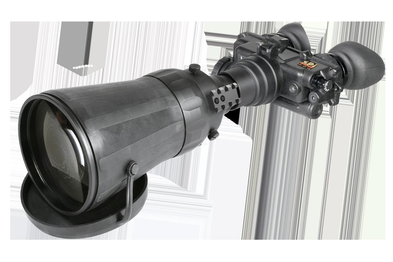 Binocular Night Vision range IR illiminator