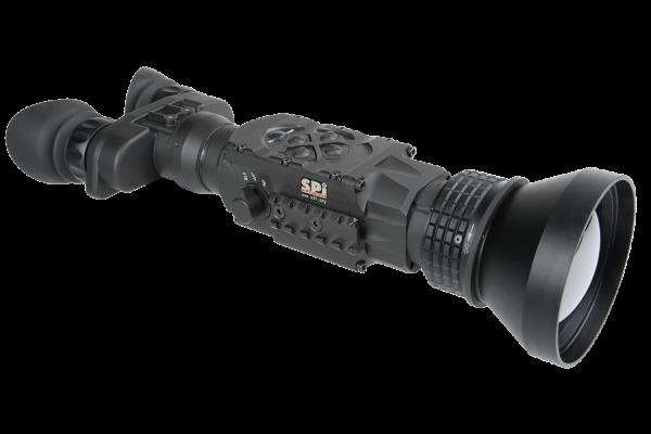 Thermal imaging binocular optics military grade