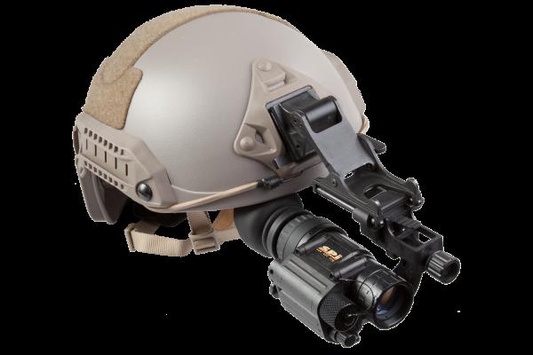 helmet mount Night Vision Monocular Military Grade light compact durable range