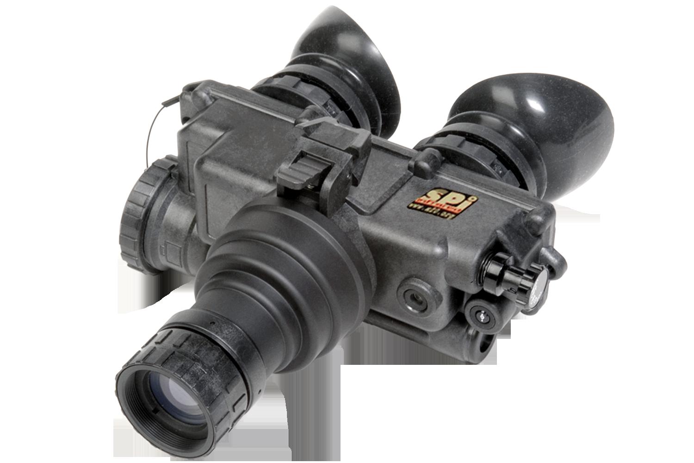 night vision binocular illumination military grade