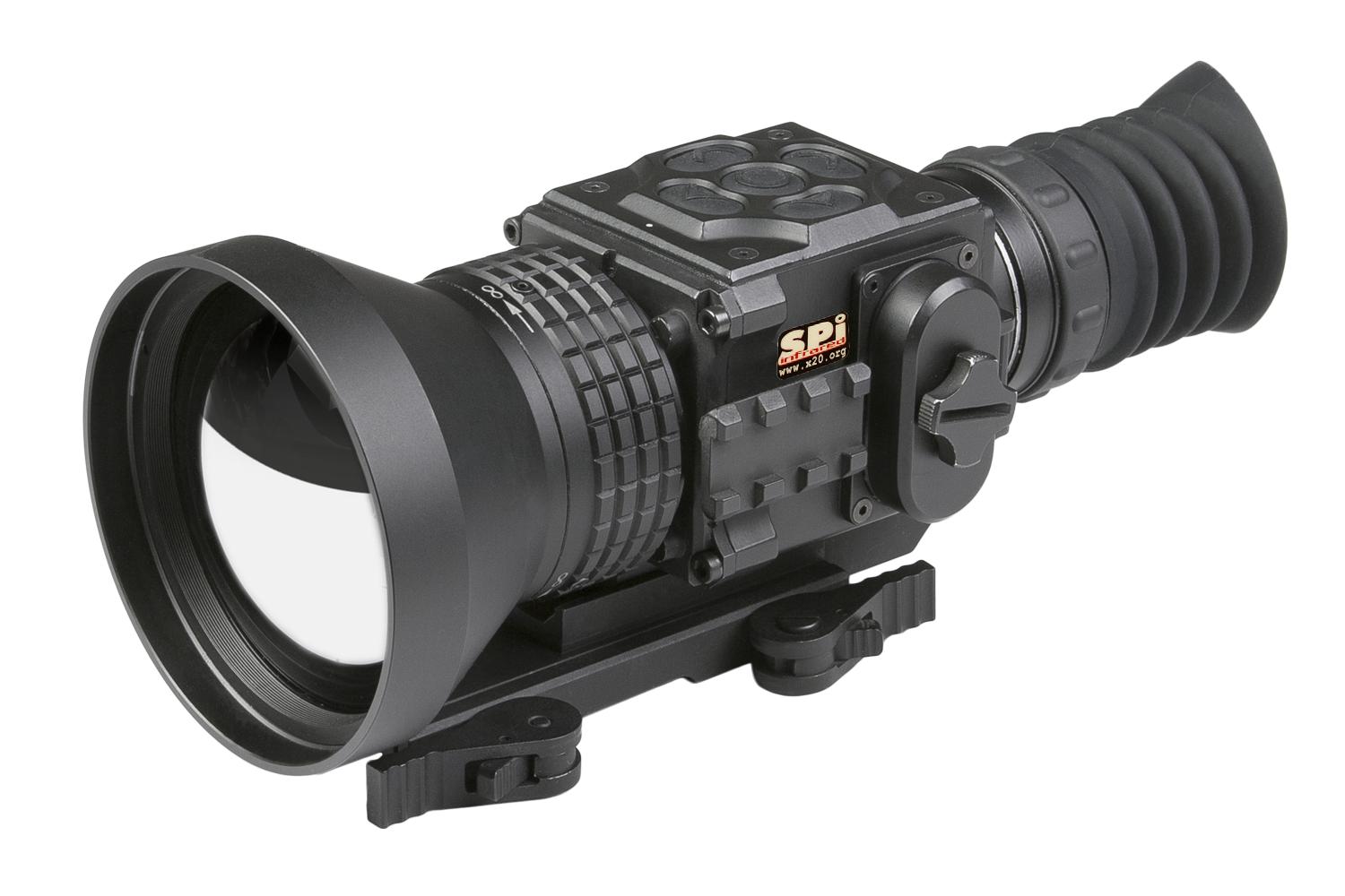 thermal vison imaging scopes military grade hunting weapons