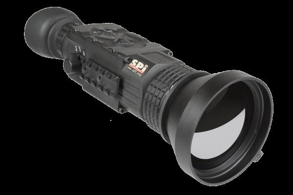 Thermal imaging monocular optics military grade compact durable