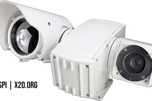 Multi camera PTZ SPI rugged