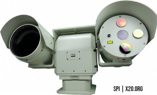 SPI PTZ multi camera IP