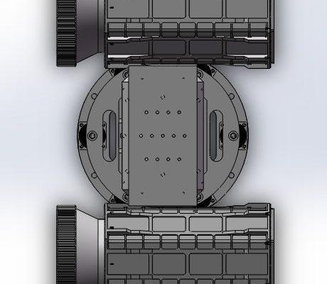 SPI IP PTZ multi camera CAD