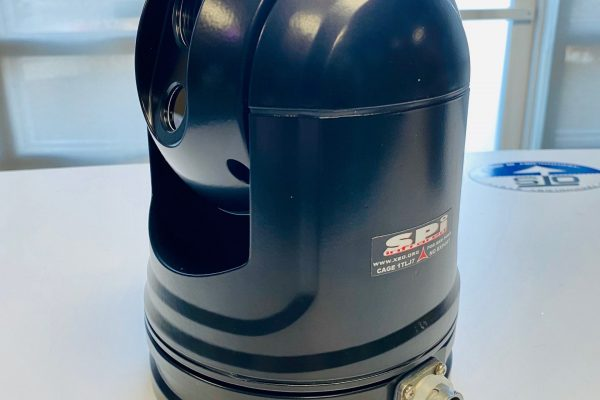 Gyro stabilized EO/IR gimbal optical zoom day/night camera SPI