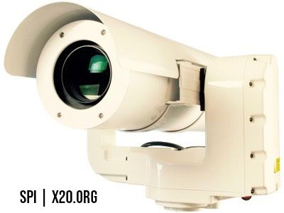 SPI PTZ Camera