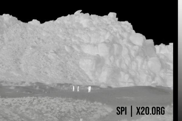 long range thermal imaging camera