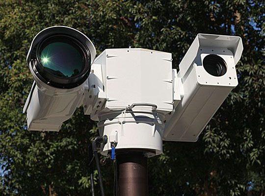 long range PTZ hd camera with Thermal imaging IP