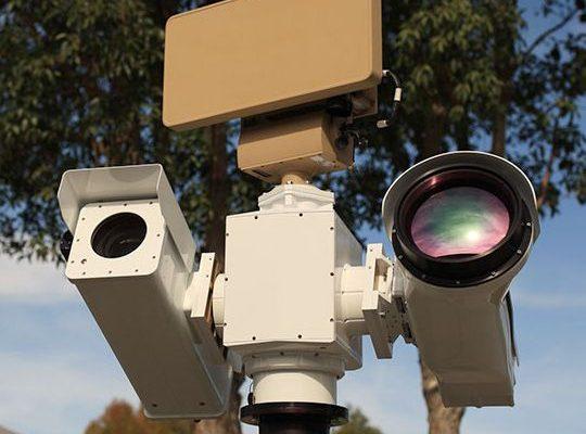Multi HD camera PTZ Thermal imaging IP