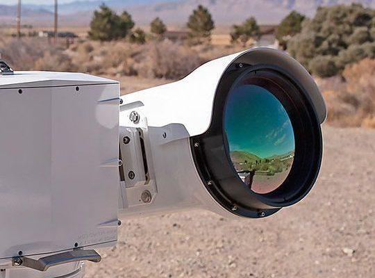 PTZ Thermal Cameras military grade