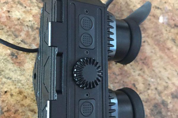 binocular monitor dual lense