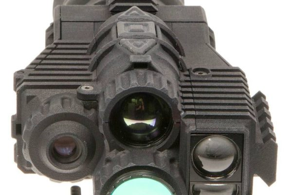 weapon scope thermal night vision laser range finder