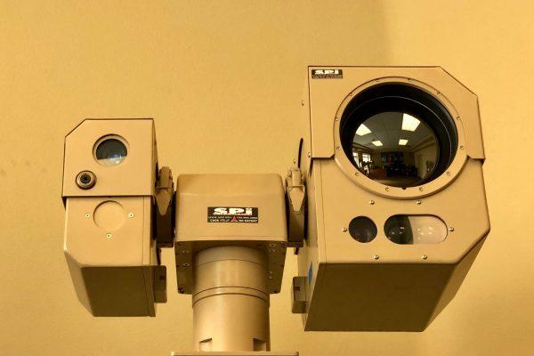 Range finder, laser pointer Thermal vision custom PTZ SPI military grade