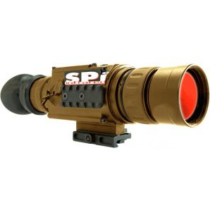 Thermal scope military or hunting