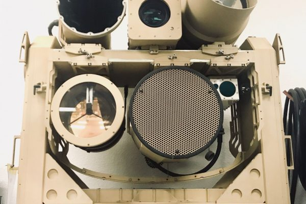 Military Laser range finder Thermal custom war time camera