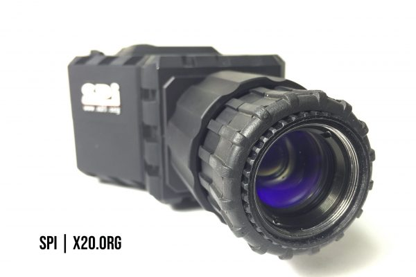 Color Night Vision Housing and optics