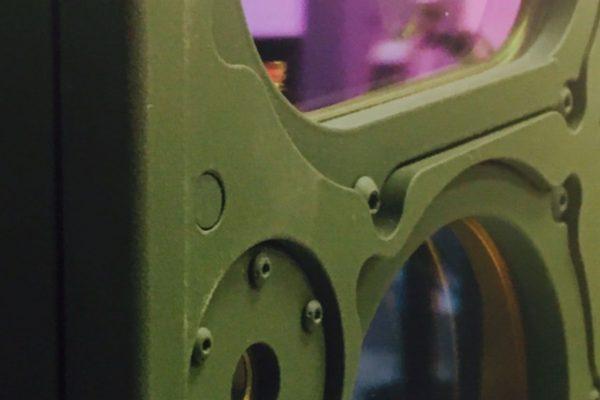 Dual HD thermal camera military grade long range