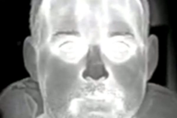 White Hot Thermal Imaging
