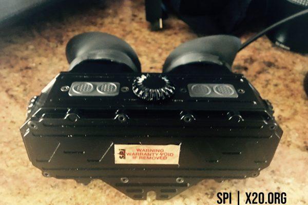 Binocular monitor HD SPI