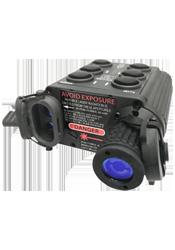 Range Finder high power laser