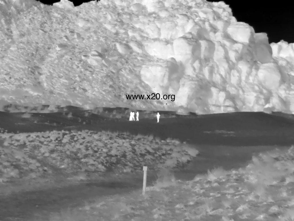 Long range thermal imaging flir PTZ cameras