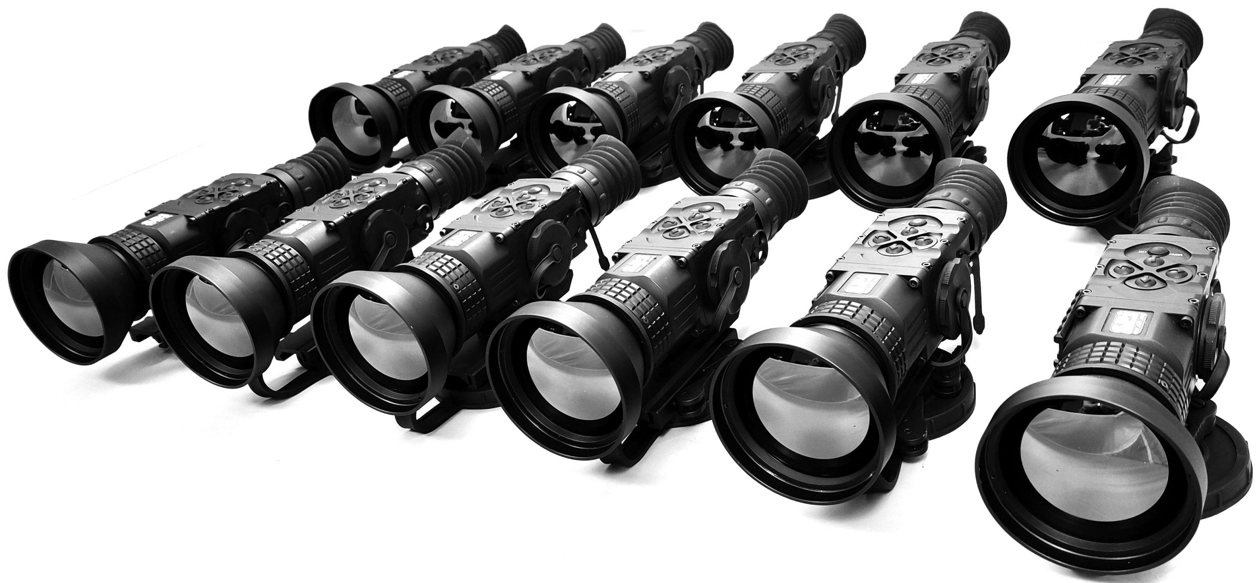 long range thermal night vision scopes