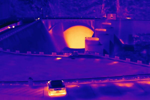PTZ thermal cameras