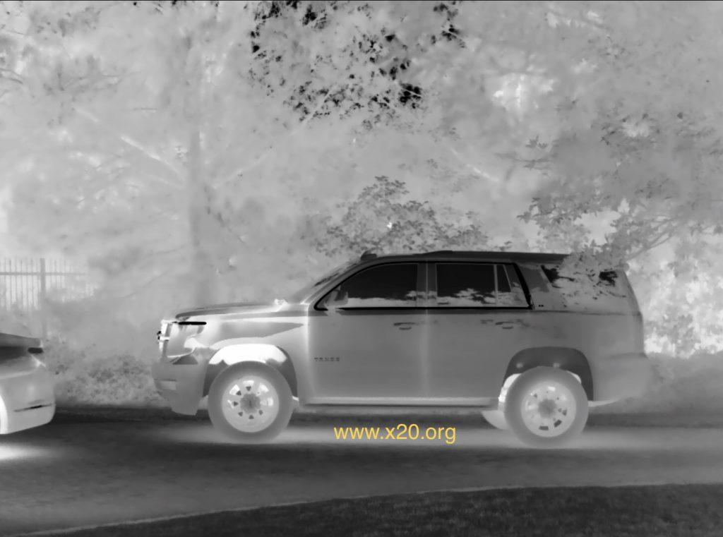 Long range thermal imaging flir cameras