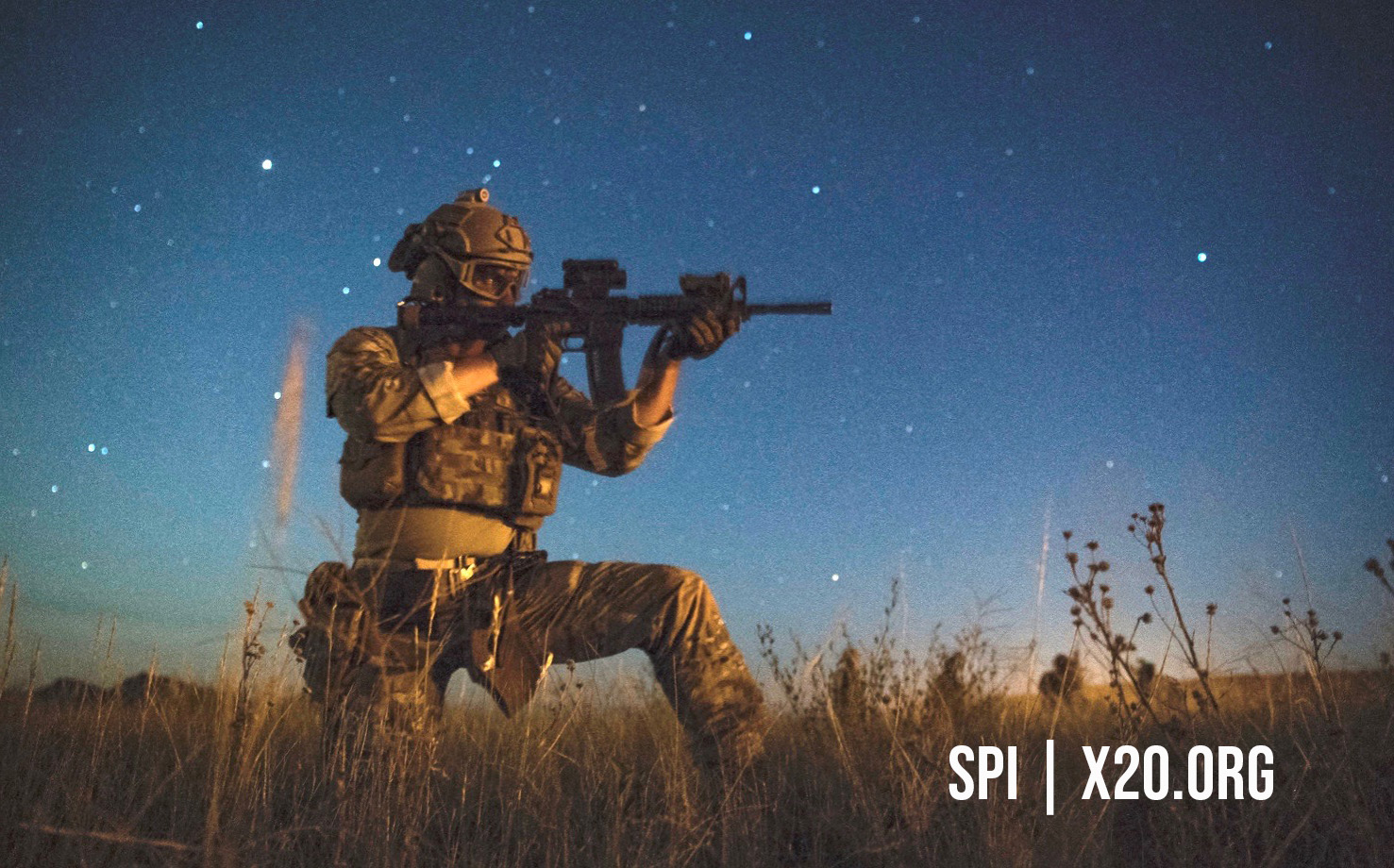 Thermal night vision scopes