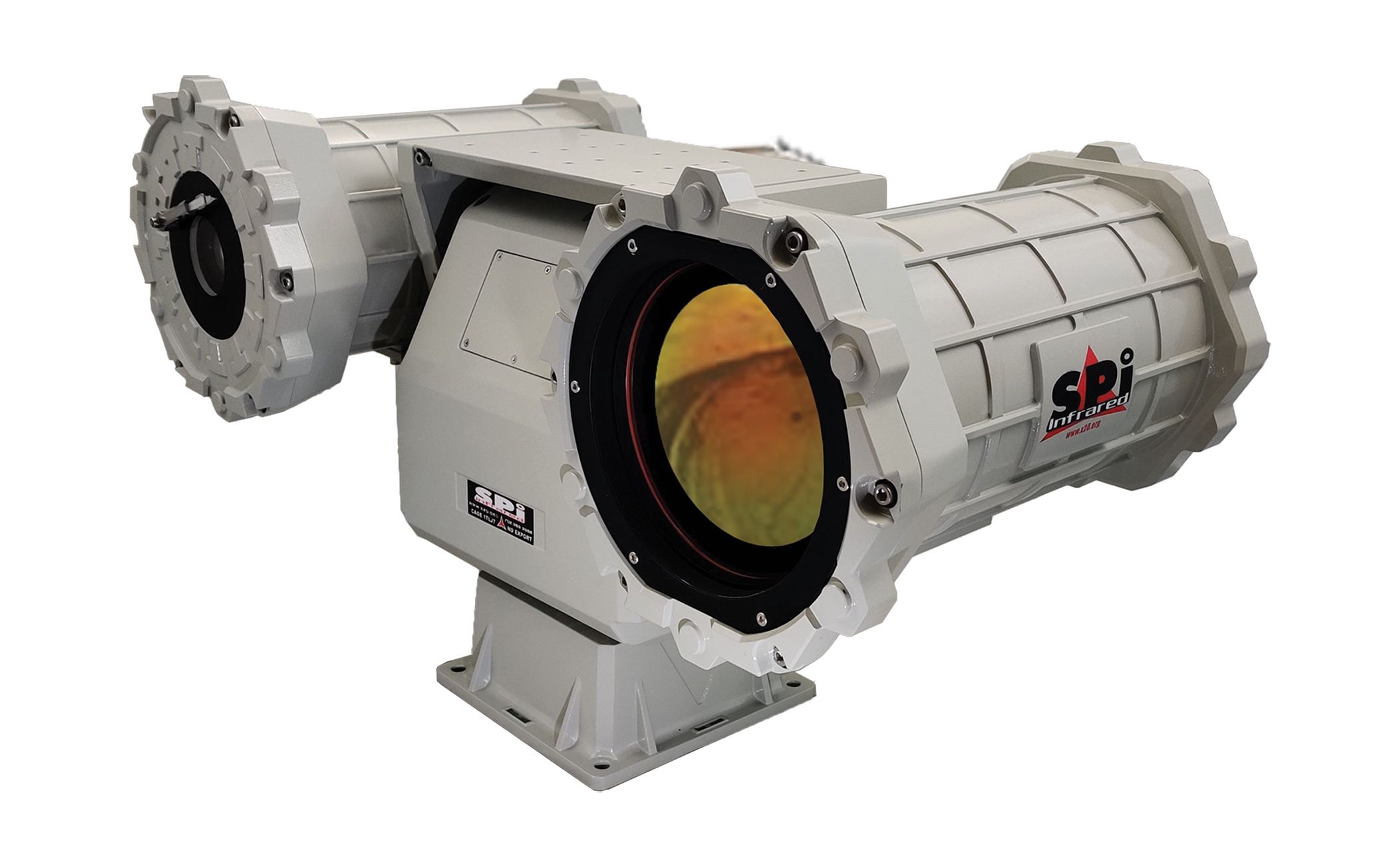 Long range thermal PTZ flir camera