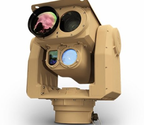 Long range PTZ flir camera