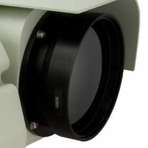Long range thermal imaging