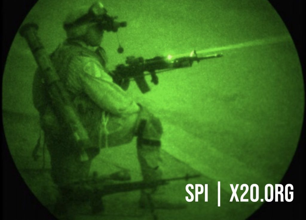 X26.com thermal flir night vision