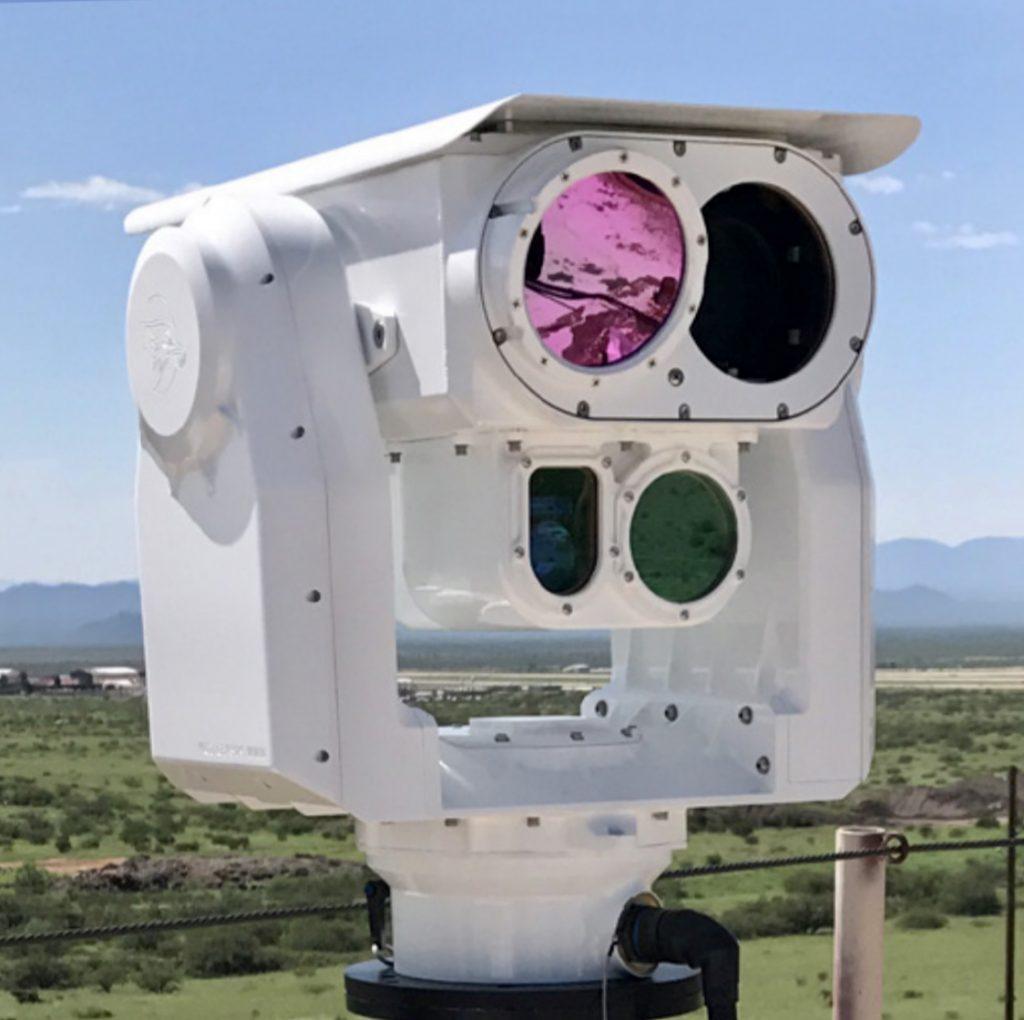 Long range flir camera