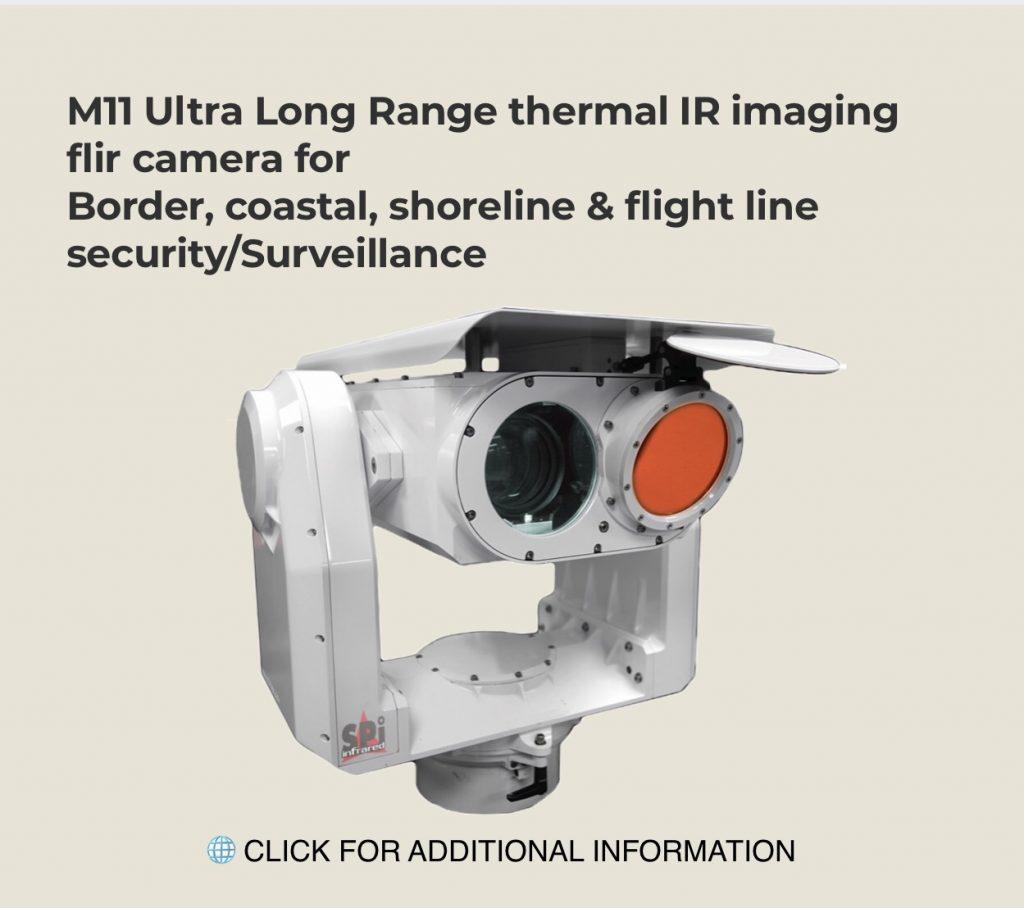 M11 Long Range thermal camera