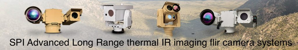 Long range thermal imaging flir cameras for sale