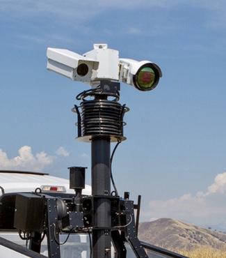 Long range flir thermal camera
