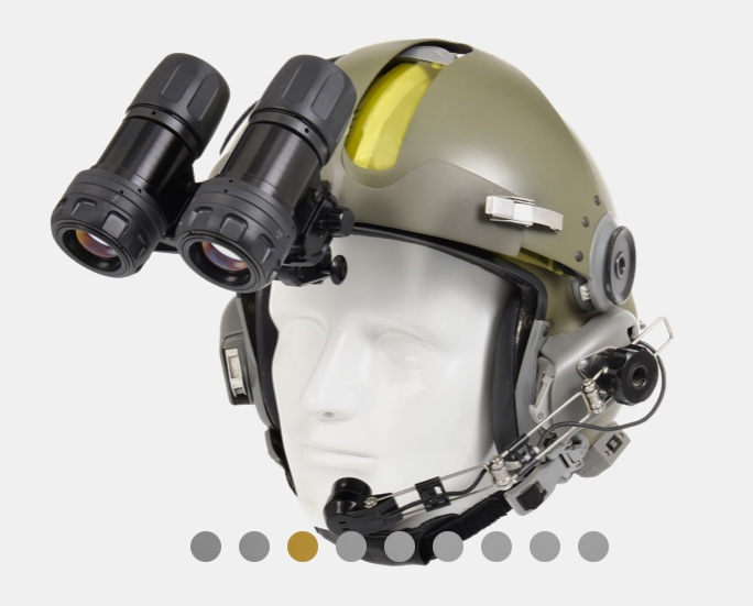 AN/AVS-6(v)/9 ANVIS NIGHT VISION GOGGLES