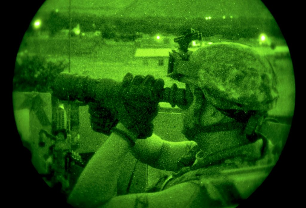 Aviators night vision goggles AN/AVS-6 AN/AVS-9 ANVIS NVG for aviation